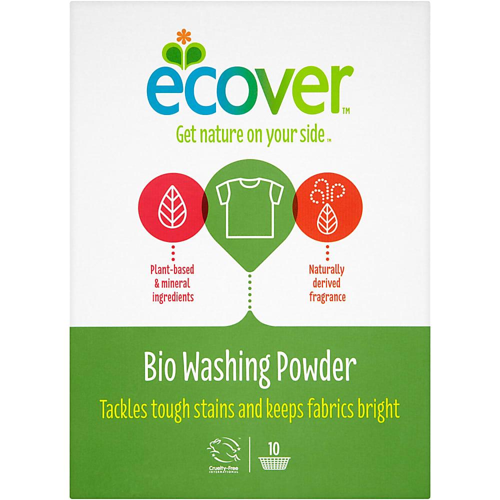 Ecover Bio vaskepulver 750g
