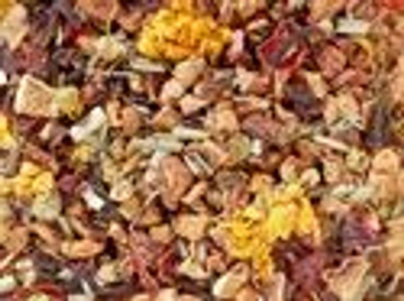 Økologisk Te Frukt-te lavendel mandarin (løsvekt)