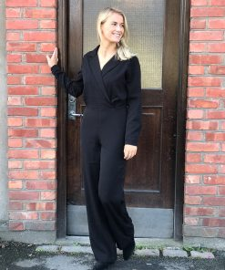 Camilla Pihl Hilo Mix jumpsuit Black