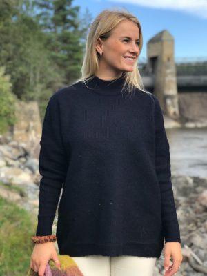 Selected Femme Enica Genser Blå