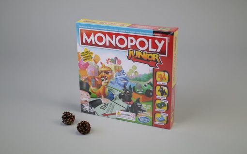 HGA Monopoly Junior Refresh DK/NO