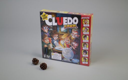 HGA Cluedo Junior Refresh DK/NO