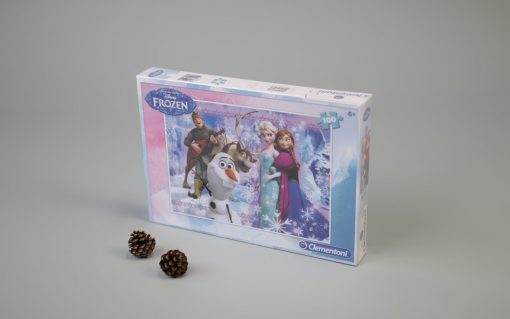 100 pcs. Puzzles Kids Special Collection Frozen