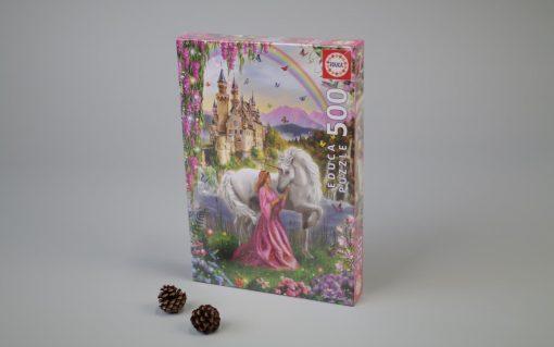 500 Fairy and Unicorn