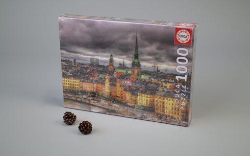 1000 Views of Stockholm, Sweden