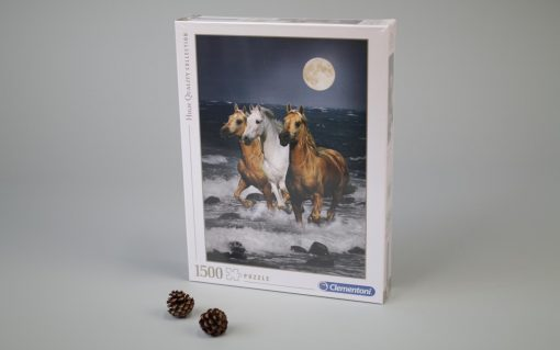 1500 pcs. High Quality Collection RUNNING HORSES