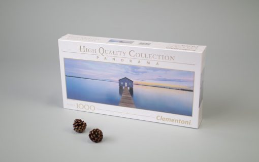 1000 pcs. High Quality Collection Panorama BLUE
