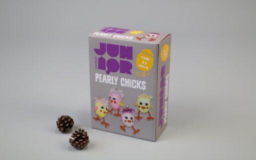 DIY-SETT PEARLY CHICKS