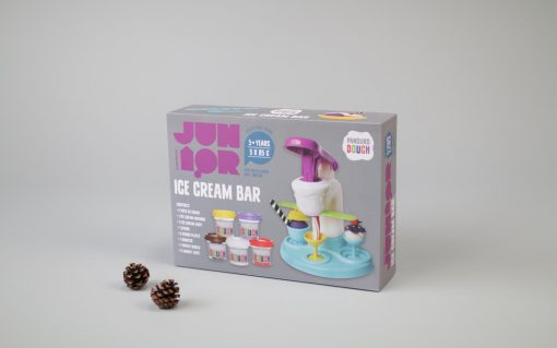 PANDURO DOUGH KIT ICE CREAM
