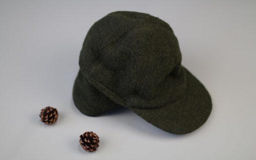CAP WOOL