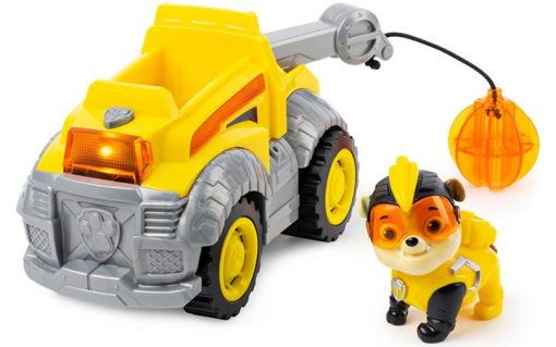 Paw Patrol Mighty Pups Themed Vehicles asst.