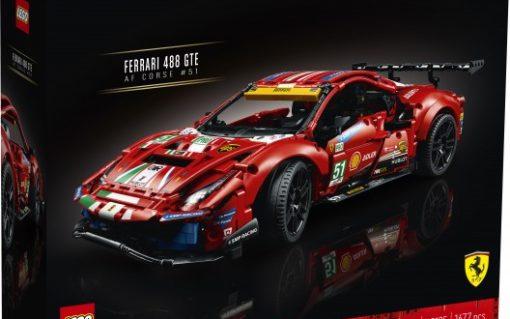 """Ferrari 488 GTE """"AF Corse #51"""""""