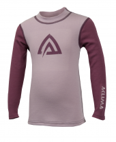 Aclima  WarmWool Crew Neck shirt, Junior