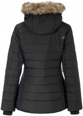Svea Ida Jacket Black – Flortex Klær og Sport AS
