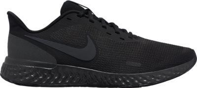 Nike  REVOLUTION 5 Sort/Sort opp til str 49,5