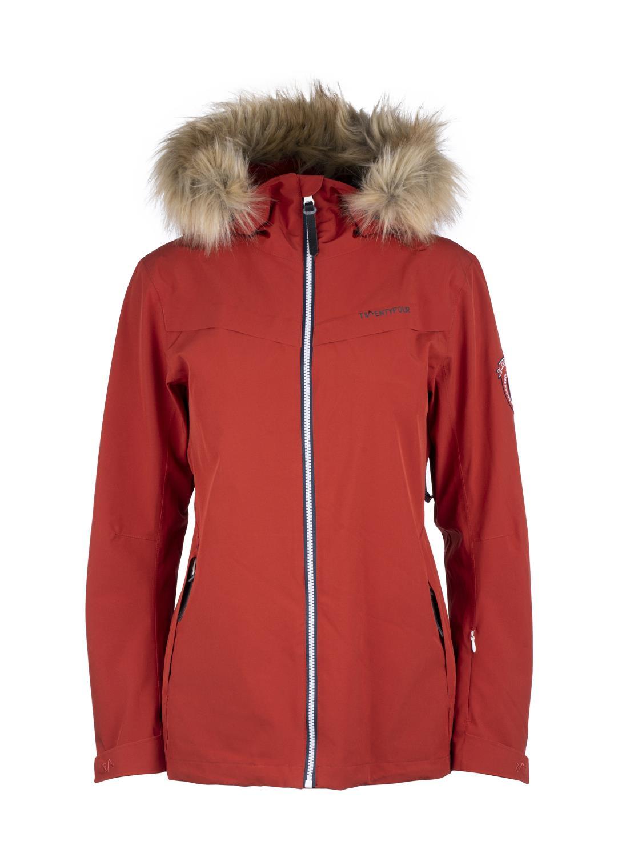 Vannucci dun jakke Rød Flortex Klær og Sport AS