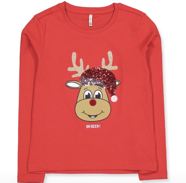 Kids Only Christmas Bling Topp Lang Arm