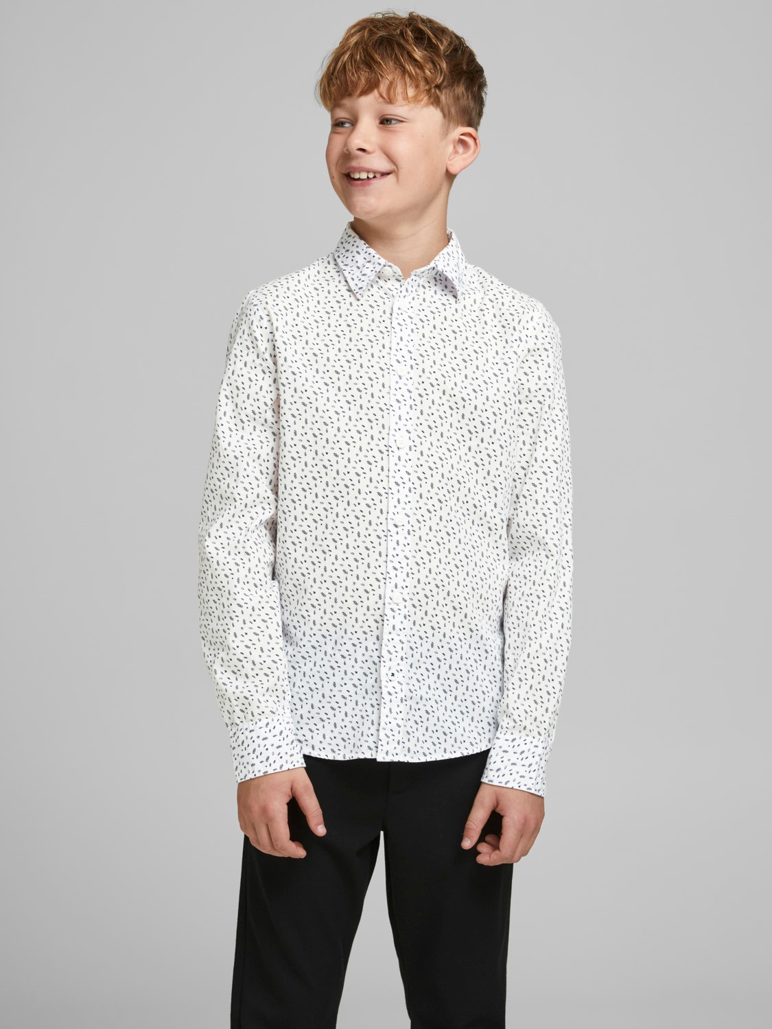 Jack & Jones Jr Luis Skjorte