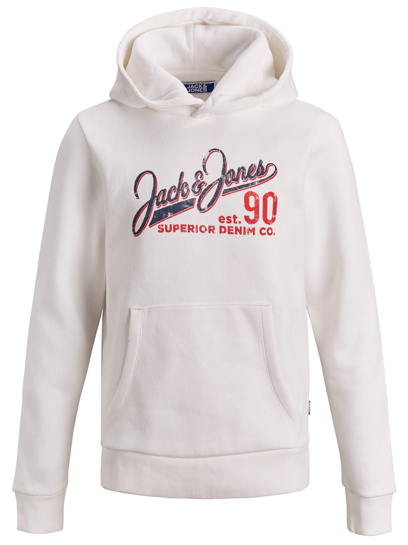 Jack & Jones Jr Logo hoody