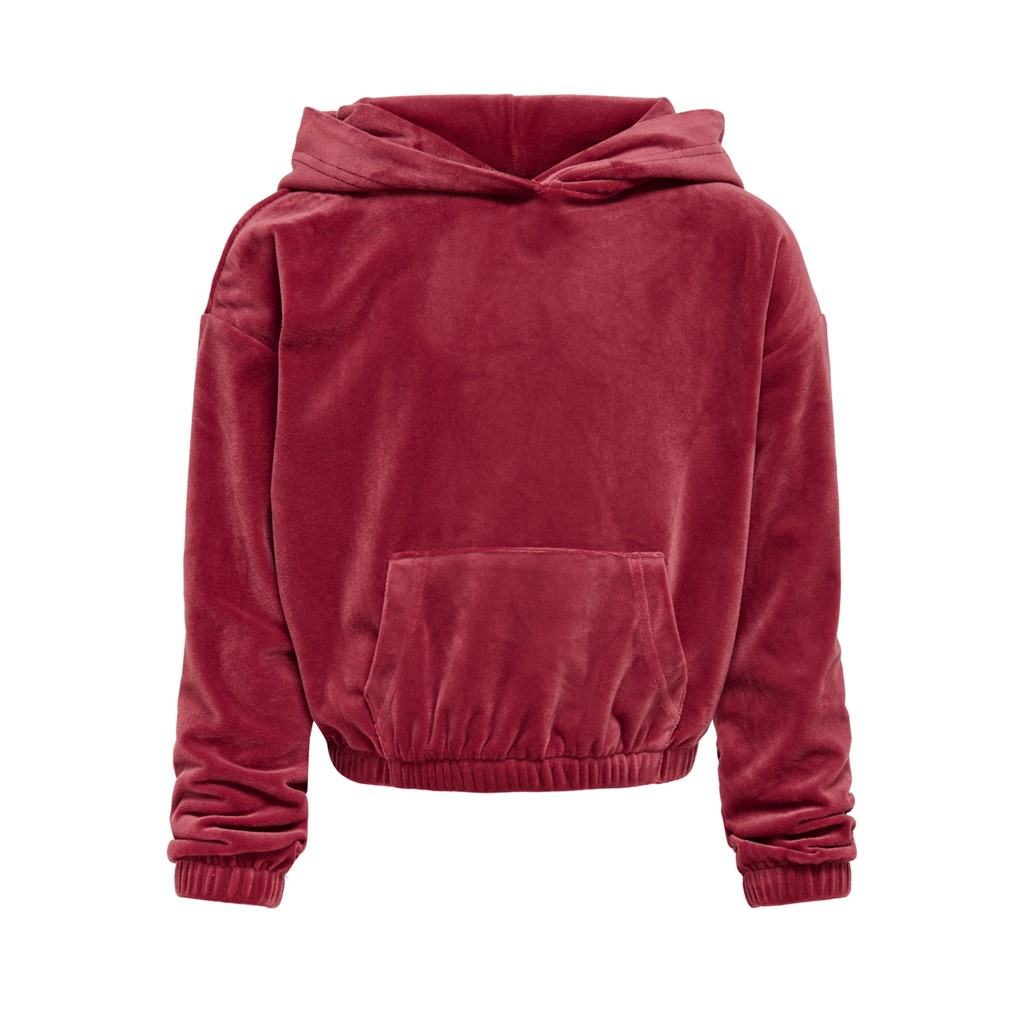 Kids Only LAYA L/S CROPPED HOOD SWT