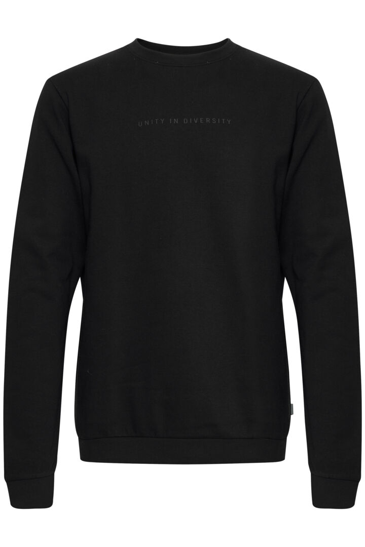 Solid Sweat Pullover