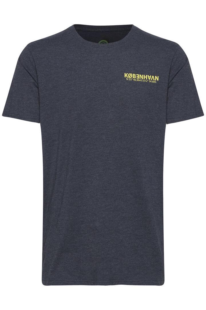 Solid T-shirt København