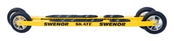 Swenor Skate Alu Long m/binding
