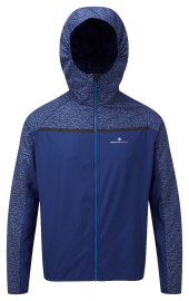 Ronhill M Momentum Afterlight Jacket Midning Blue