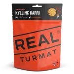 Real Turmat  Kylling Karri 500 gr