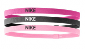 Nike  ELASTIC HAIRBANDS 3PK