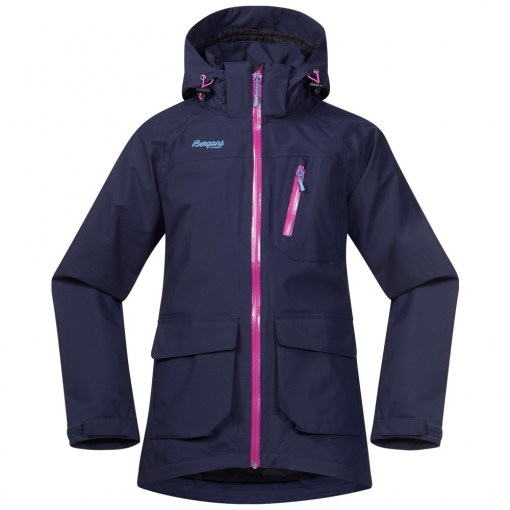 Bergans  Folven Youth Girl Jkt