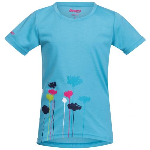Bergans  Flower Kids Tee