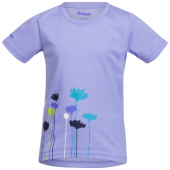 Bergans  Flower Kids Tee