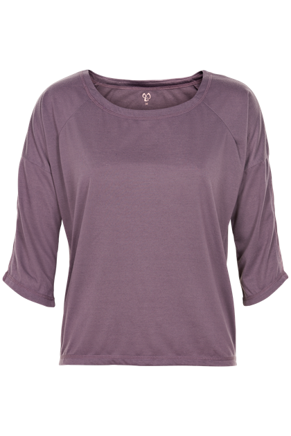 Carite  Aline Workout Three Quarter Tee