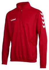 Hummel  CORE 1/2 ZIP SWEAT jr