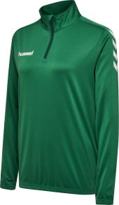 Hummel  CORE POLY HALF ZIP SWEATSHIRT WOMAN