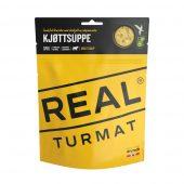 Real Turmat  Kjøttsuppe 350 gr
