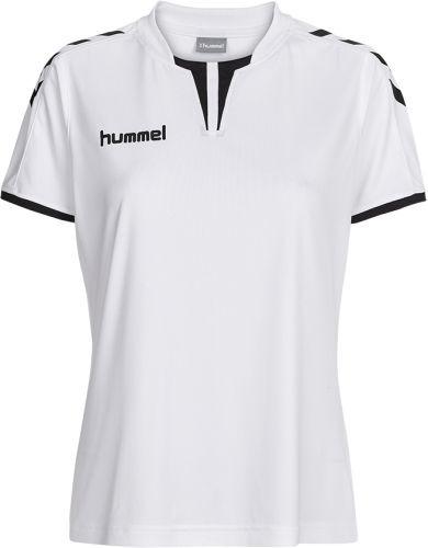 Sandnes VGS T-Shirt Dame Hvit