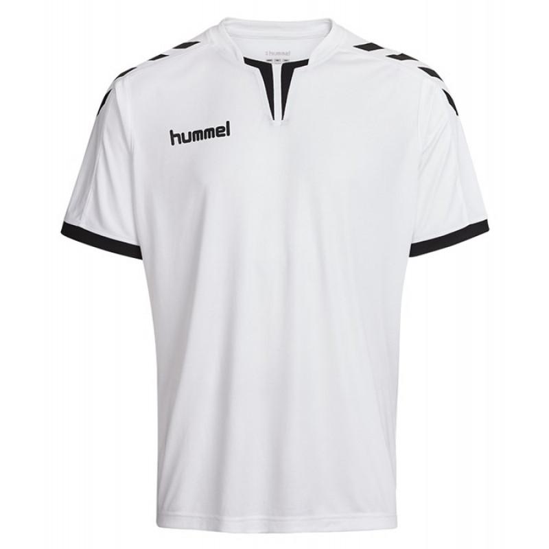 Sandnes VGS T-Shirt Herre/Unisex Hvit