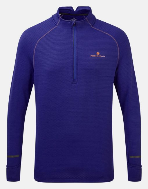 Mens Stride Matrix 1/2 Zip