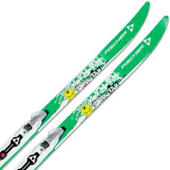 Fischer Snowstar Grønn m/binding