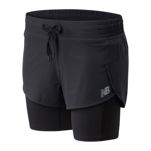 Wmns Impact Run 2in1 Shorts