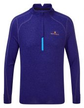 Men`s Stride Thermal Half Zip Tee