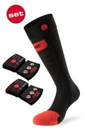 Lenz  heat sock 5.0 toe cap+lithium pack rcB 1200