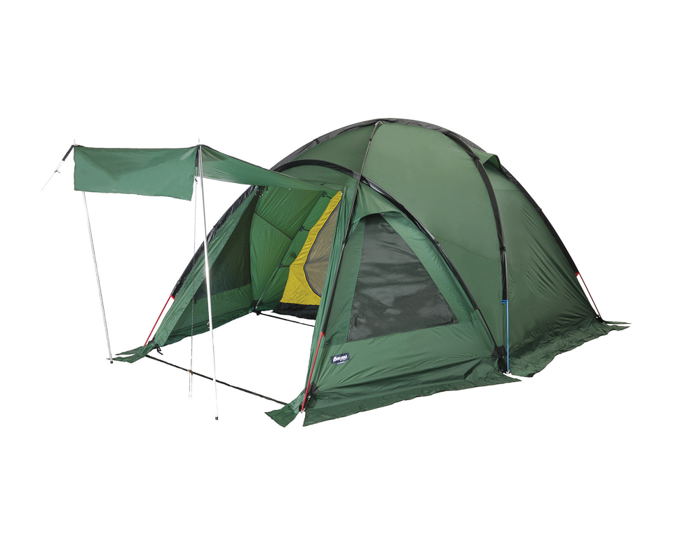 Bergans  Fjellcamp 4-5 Pers Dome Tent