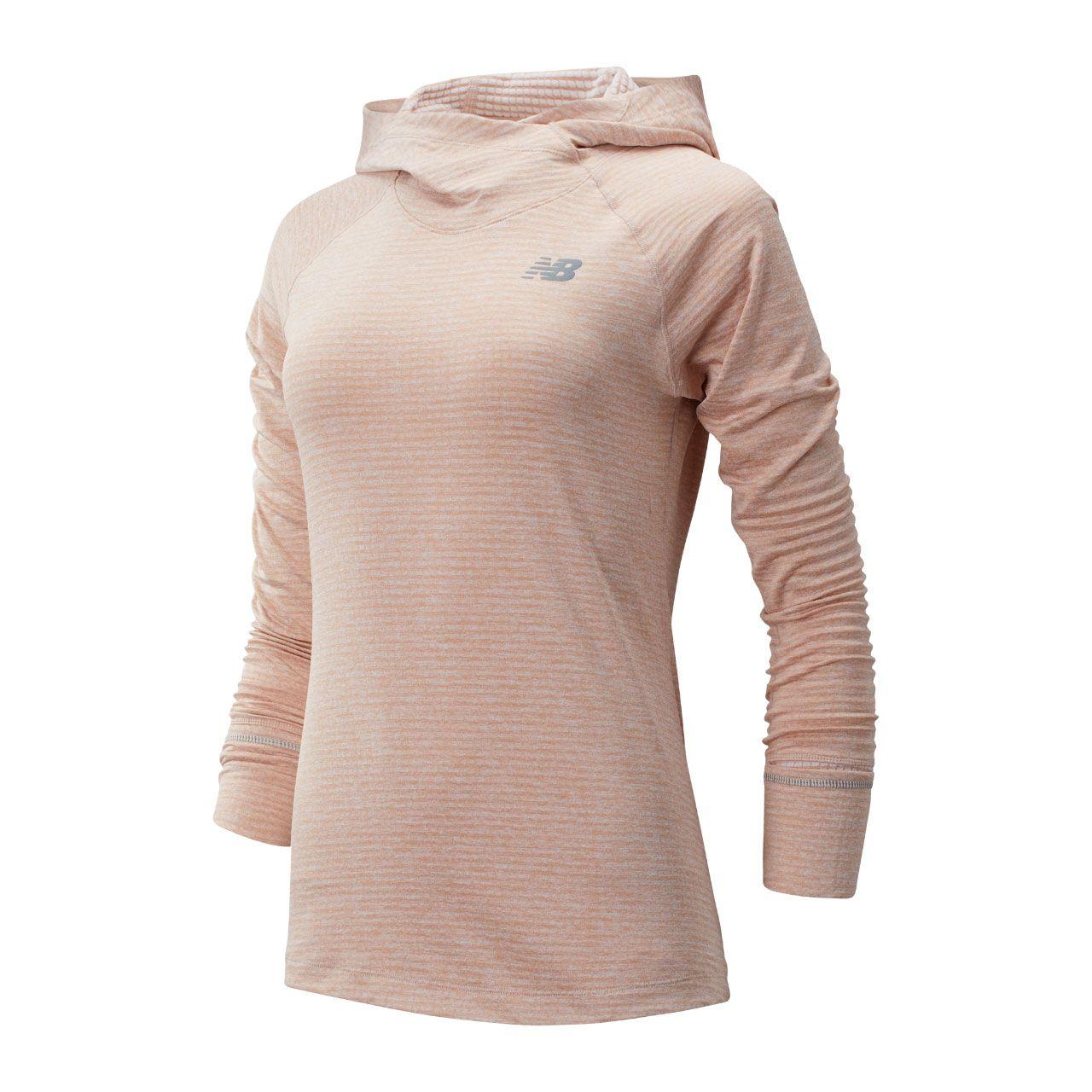 New Balance Heatgrid hoodie W