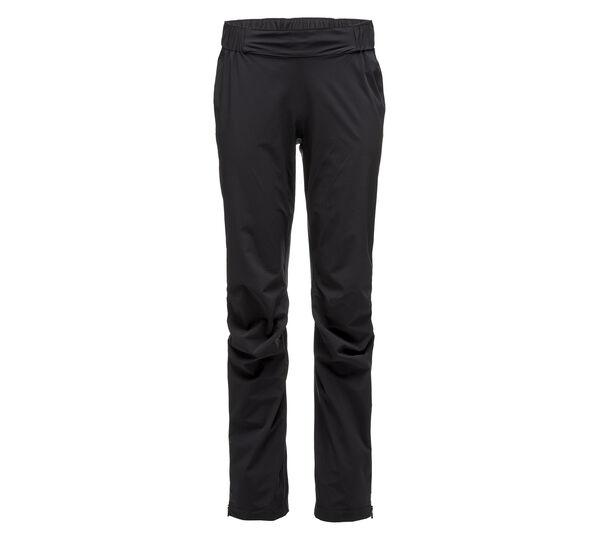 Black Diamond  W STORMLINE STRETCH RAIN PANTS