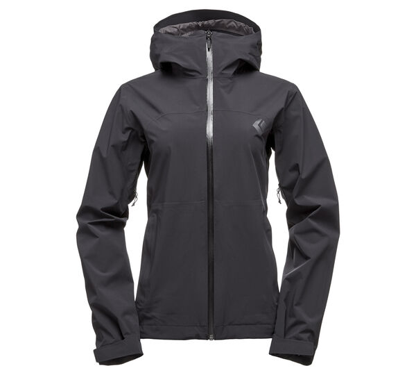 Black Diamond  W STORMLINE STRETCH RAIN SHELL