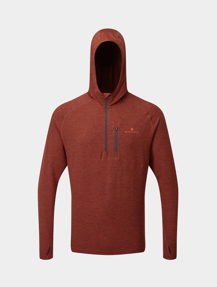 Ron Hill M Workout Hoodie