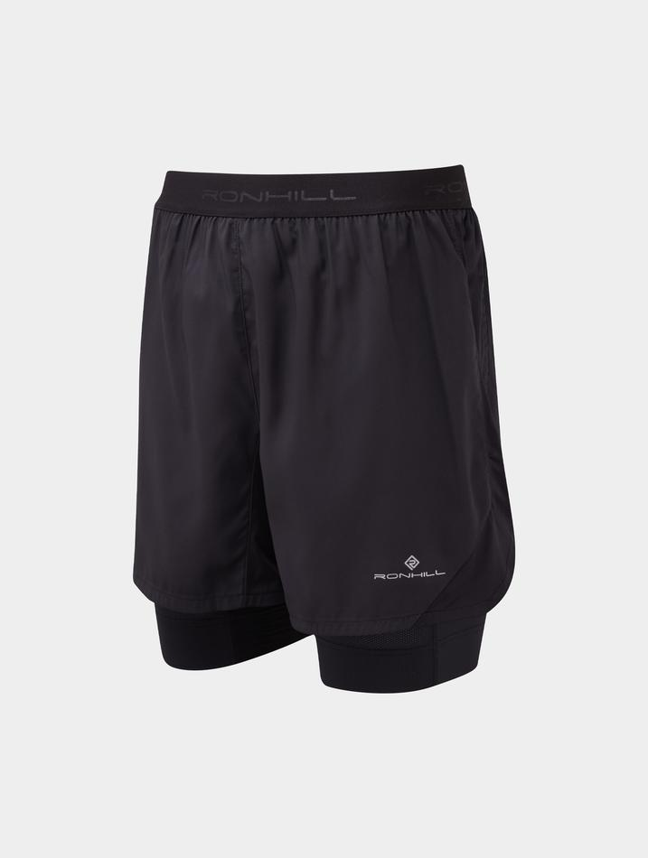 "Ron Hill M Tech 5"" Twin shorts"